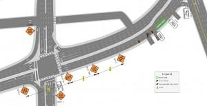Traffic Control Plan