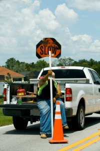 Lazy-Flagger-on-Jobsite